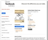 Intellectual Property Supplement Volume II: Patent Statutory Law