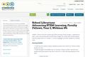 School Librarians Advancing STEM Learning, Faculty Fellows, Year 2, Webinar #4