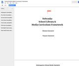 NE ELA Multiple Literacies Unwrapped Standards