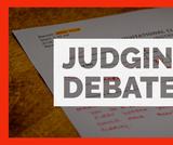 Judging Debates