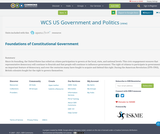 WCS US Government and Politics