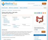 Colon Cancer (Spanish)