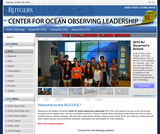 Coastal Ocean Observation Lab (COOL)