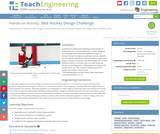 Sled Hockey Design Challenge