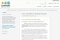 Cause and Effect in Reading Passages