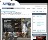 An American Scene Painter