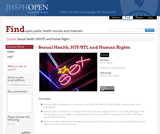 Sexual Health, HIV/STI, and Human Rights