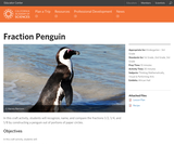 Fraction Penguin