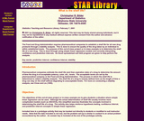 Star Library: What is the Shelf Life?