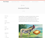 Teach Design: Unrelated Fields
