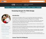 Scanning Images for Web Design