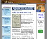 7c. The Trial of John Peter Zenger