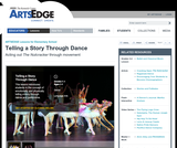 Telling a Story Through Dance