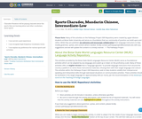 Sports Charades, Mandarin Chinese, Intermediate-Low