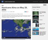 Tropical Cyclone ALMA, May 29, 2002