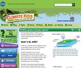 Climate Kids: El Niño Quiets Monster Storms