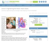 Engineering the Heart: Heart Valves