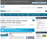 Health, Disease and Society: Scottish Influence in the 19th Century