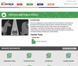 iCivics Curriculum Unit: Politics and Public Policy