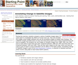 Annotating Satellite Images