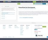 PowerPoint for Participants