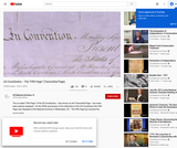 """US Constitution -- The """"Fifth Page"""""""