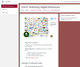 Kenya ICT CFT Course: Authoring Digital Resources