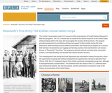 Roosevelt's Tree Army: The Civilian Conservation Corps