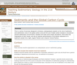 Sediments and the Global Carbon Cycle
