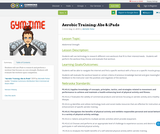Aerobic Training: Abs & iPads