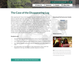 The Case of the Disappearing Log