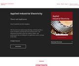 Applied Industrial Electricity: Theory and Application