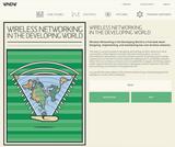 الشبكات اللاسلكية في العالم النامي