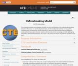 Cabinetmaking Model