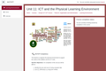Kenya ICT CFT Course: ICT and the Physical Learning Environment