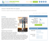 Rocket Me into Space