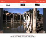 Hadrian's Villa: A Virtual Tour