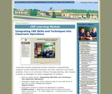 Integrating CRE Skills and Techniques into Classroom Operations