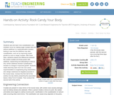 Rock Candy Your Body