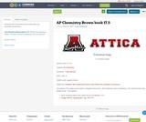 AP Chemistry Brown book 17.5