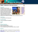 Water: A Source of Life and Culture