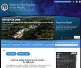 The Astronomical Society of the Pacific
