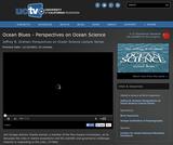 Perspectives on Ocean Science: Ocean Blues