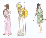 Gods and Goddesses of Ancient Greece (90 minutes)