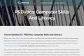 Computer Skills and Literacy