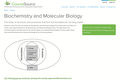 Evidence-based teaching resources for undergraduate biology education om Biochemistry and Molecular Biology