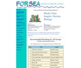 Books that Inspire Marine Biology