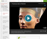 Thutmose's Bust of Nefertiti