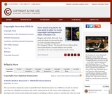 Stanford University Fair Use and Copyright Center