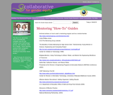 "The Collaborative for Gender Equity: Mentoring ""How-To"" Guides"